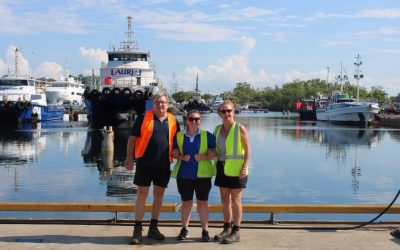 Darwin seafood industry announced for Trusted Advocates network pilot
