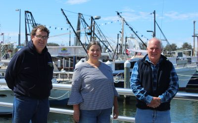 Lakes Entrance seafood industry announced for Trusted Advocates network pilot