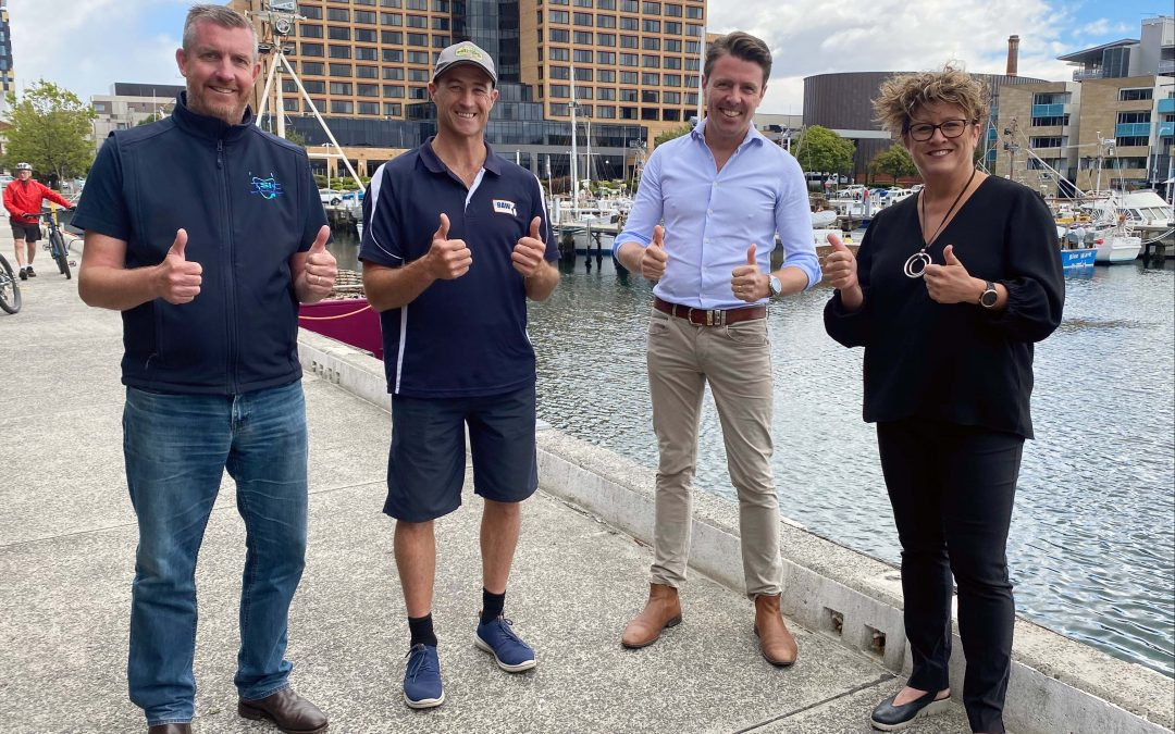 Community resilience grants to help commercial fishers Stay Afloat